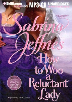 How to Woo a Reluctant Lady (CD-Audio)
