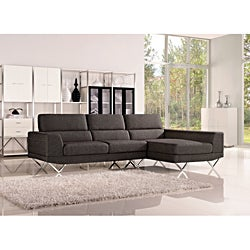 Drake Sectional Sofa with Right Facing Chaise