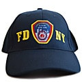 FDNY Men's Shield Cap