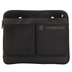Victorinox Swiss Army 15.4-in Zip Around Laptop Memory Foam Medium Sleeve