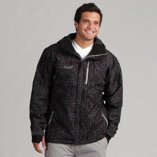 Marker Men's 'Adrenaline INS' Black Ski Jacket