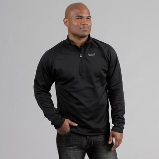 Marker Men's Active Black 1/4-zip Jacket