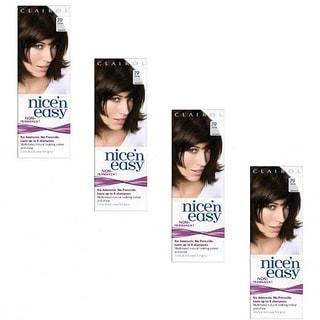 Clairol Nice 'n Easy #79 Dark Brown Hair Color (Pack of 4)