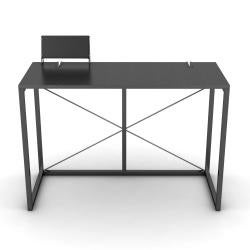 DarLiving Atlantic Black Tech Desk