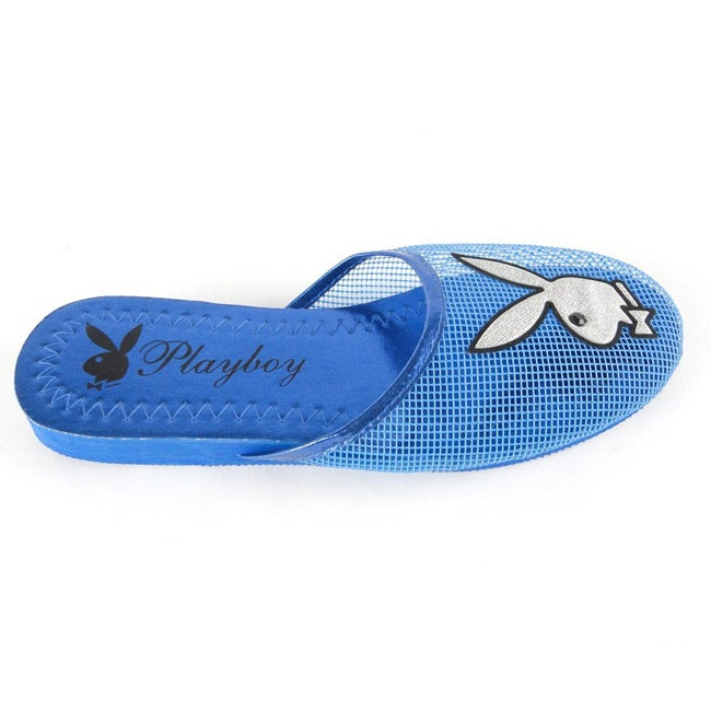 Playboy by Beston PB801 Women's Plastic Slippers