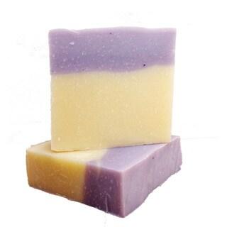 Lavender Bliss 4-ounce Handmade Soap