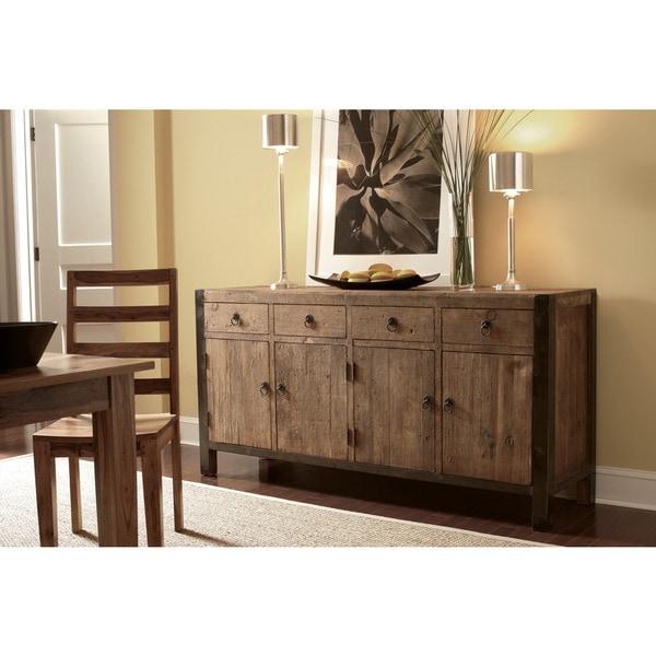 Willow 4 Drawer/4 Door Buffet