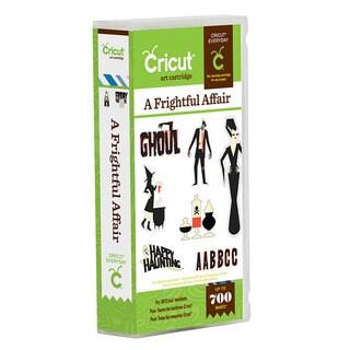 Cricut 'A Frightful Affair' Everyday Cartridge