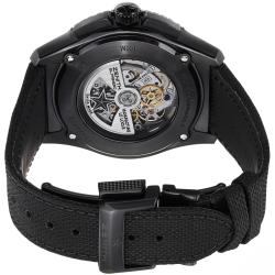 Zenith Men's 24.2062.405/27.C707 'El Primeo Stratos' Black Dial Chronograph Watch