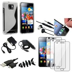 Case/ Screen Protector/ Chargers/ Cable for Samsung Galaxy S II i9100