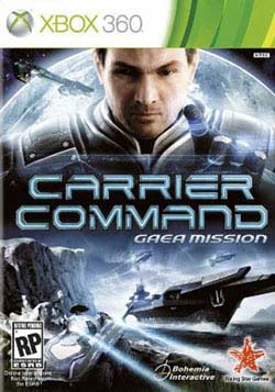 Xbox 360 - Carrier Command: Gaea Mission