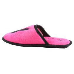 Playboy by Beston Women's Fuzzy Bunny Slip-Ons