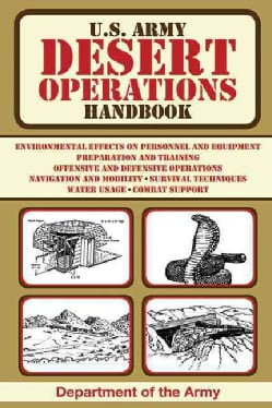 U.S. Army Desert Operations Handbook (Paperback)