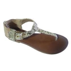 I-Comfort Women's Knotted Back Sandal