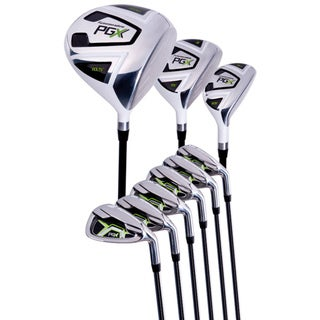 PGX Men's 9-piece Combo Golf Set