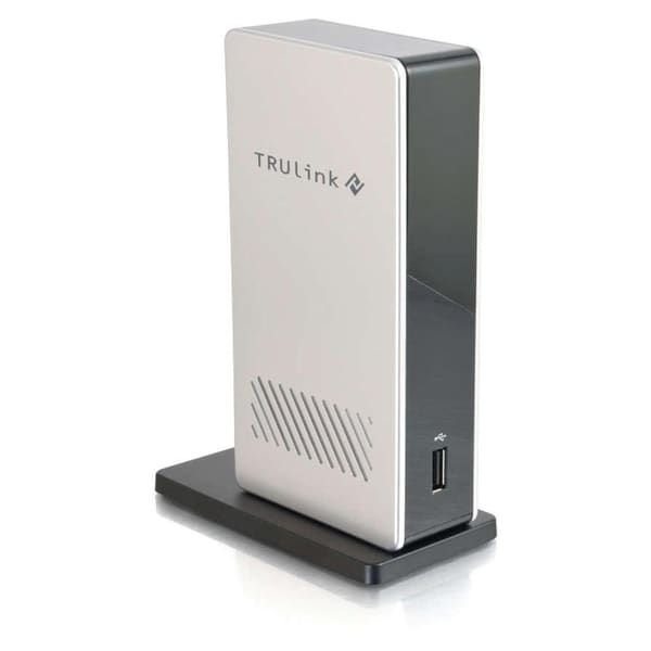 C2G TruLink USB Universal Docking Station (without Audio)