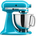 KitchenAid KSM150PSCL Crystal Blue 5-quart Artisan Tilt-Head Stand Mixer