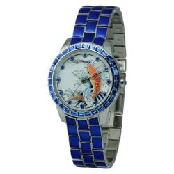 Ed Hardy Women's Bella Blue Watch