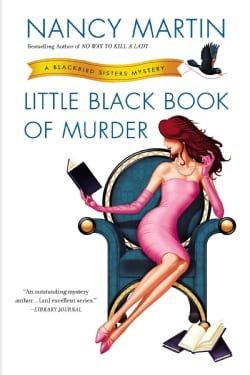 Little Black Book of Murder (Hardcover)