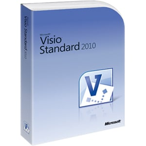 Microsoft Visio 2010 Standard - Complete Product - 1 PC