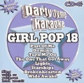 Various - Party Tyme Karaoke: Girl Pop 18
