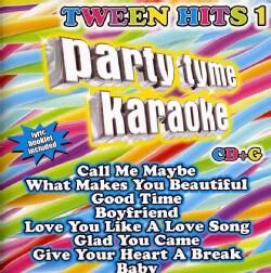 Various - Party Tyme Karaoke: Tween Hits 1