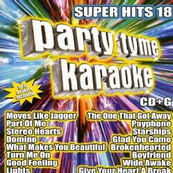Various - Party Tyme Karaoke: Super Hits 18