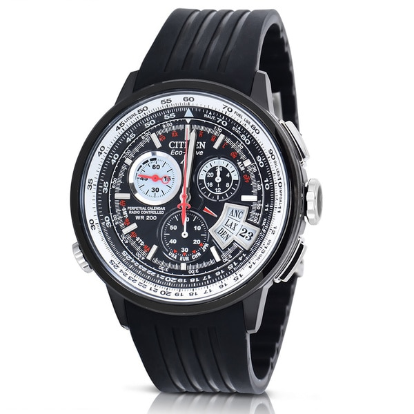 Citizen Men's 'Eco Drive' Chrono Radio Controlled Watch