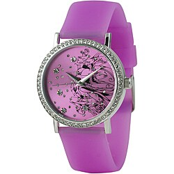 Ed Hardy Women's Love Birds Pink Watch