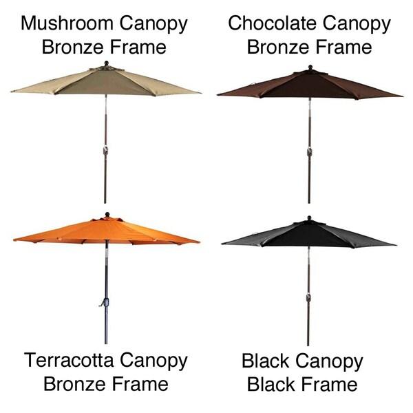 Flexx Market Wind Protected Umbrella