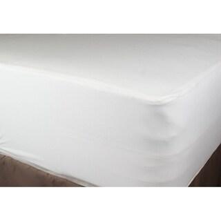 My Little Nest Waterproof Tencel Crib Mattress Pad - White