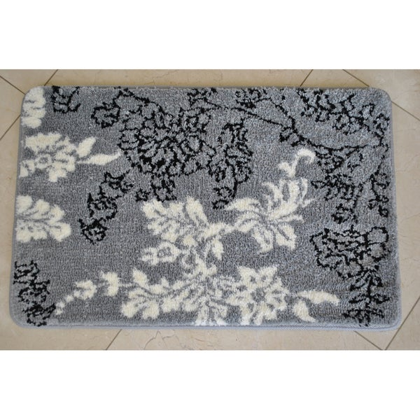 Black And White Bath Rugs Newhairstylesformen2014 Com