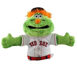 Boston Red Sox 'Wally the Green Monster' Mascot Hand Puppet