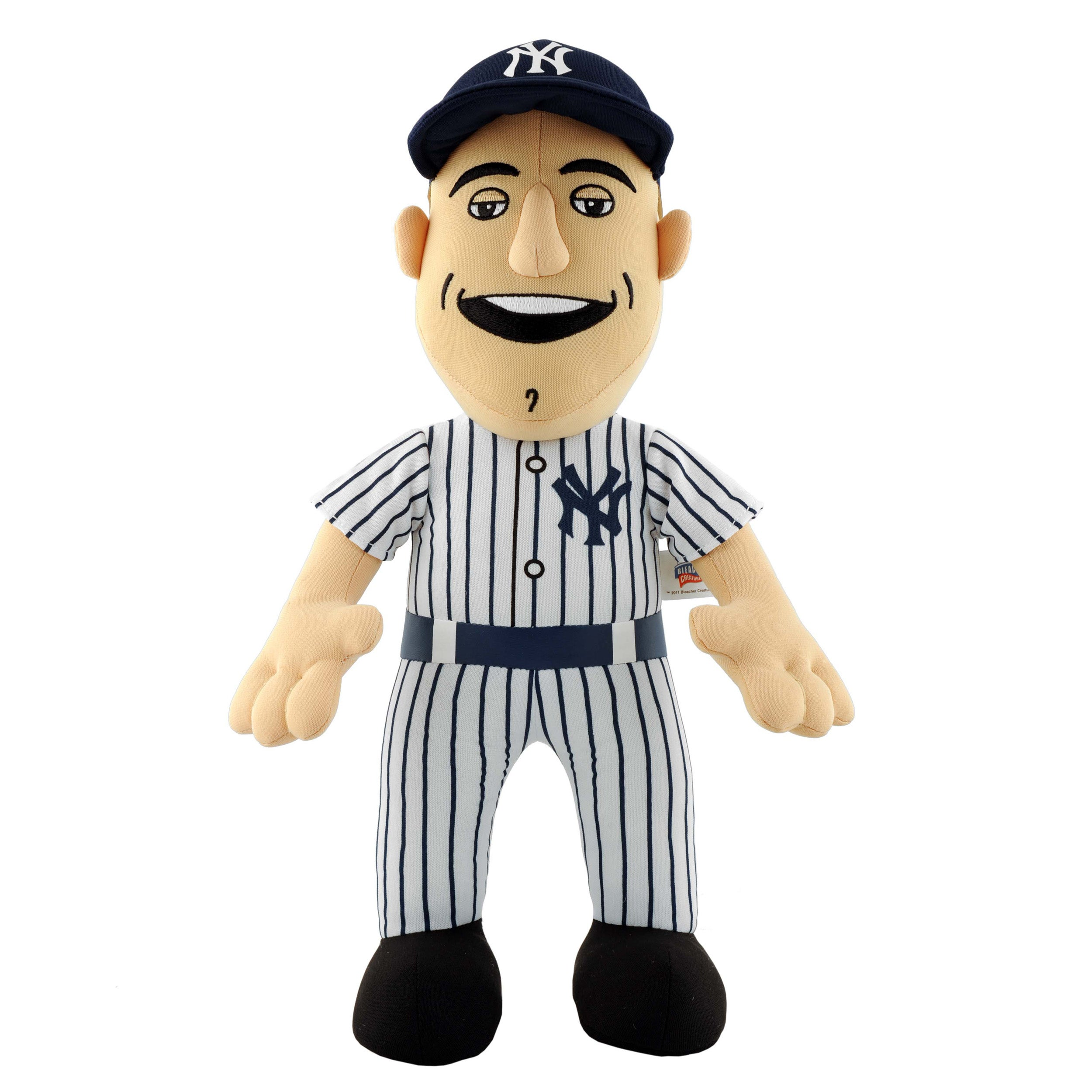New York Yankees Derek Jeter 14-inch Plush Doll