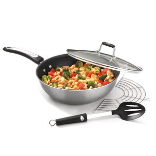 Cuisinart Weight Watchers 4-piece Stir Fry Set