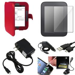 Case/ Screen Protector/ LED/ Cable/ Stylus for Barnes & Noble Nook 2