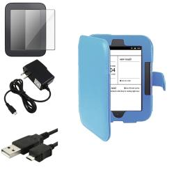 Case/ Screen Protector/ Charger/ Cable for Barnes & Noble Nook 2