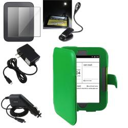 Case/ Screen Protector/ LED Light/ Chargers for Barnes & Noble Nook 2