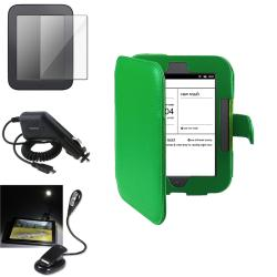 Case/ Screen Protector/ LED Light/ Charger for Barnes & Noble Nook 2
