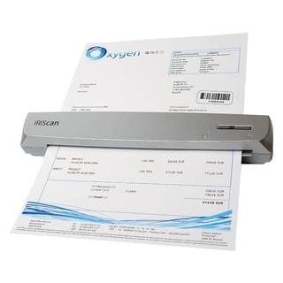 I.R.I.S IRIScan Express 3 Sheetfed Scanner - 600 dpi Optical