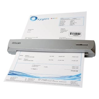 IRIS IRIScan Express 3 Sheetfed Scanner - 600 dpi Optical