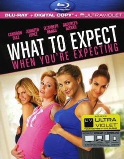 What To Expect When You're Expecting (Blu-ray Disc)