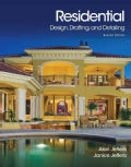 Residential Design, Drafting, and Detailing (Hardcover)