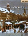 Western Civilization: Beyond Boundaries, Since 1560 (Paperback)