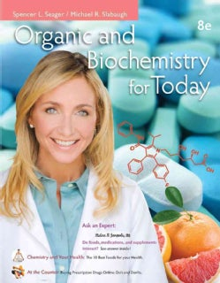 Organic and Biochemistry for Today (Paperback)