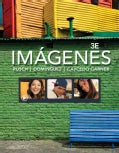 Imagenes / Images: An Introduction to Spanish Language and Cultures (Hardcover)