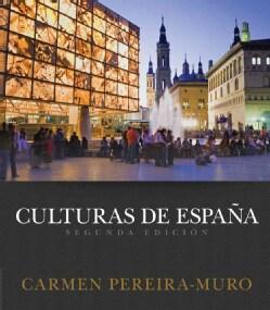 Culturas de espana (Paperback)