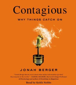 Contagious: Why Things Catch On (CD-Audio)