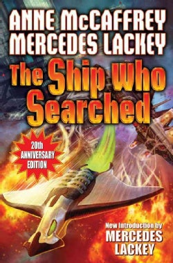 The Ship Who Searched (Paperback)