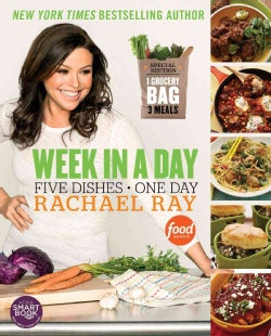 Week in a Day: 5 Dishes 1 Day (Paperback)